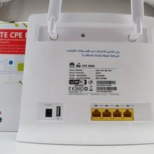HUAWEI B593 4G WIFI Router unlocked 4G LTE CPE wireless gateway B593U-91 TDD2300/2600MHZ+2pcs 4g antenna