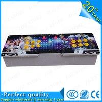645 игр двойной игровой консоли/Pandora's box 4 аркады machine/джойстик игровой контроллер/VGA из положить