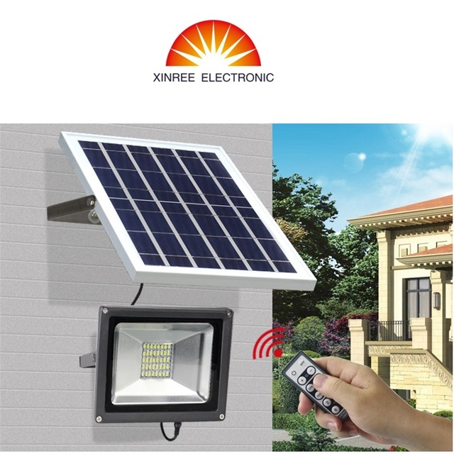 20w 40leds outdoor solar light for billboard football field park 20w 40leds outdoor solar light for billboard football field park garage remote control super bright dimmable mozeypictures Choice Image