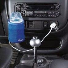 1PCS Portable Baby Bottle Warmer for Car Biberon Portable Keep Warm