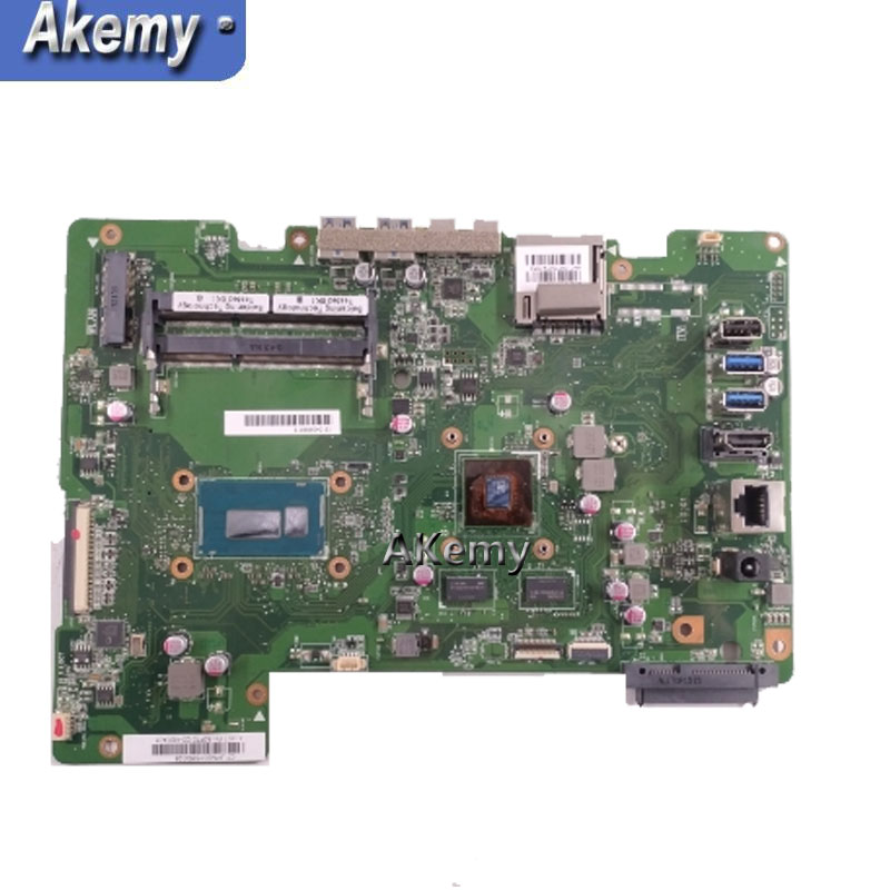 For ASUS ET2032I ET2032 ET203 all in one  Mianboard motherboard  SR1UU J1800 N16S GM S A2 GT930M 2GB video card REV 1.2-in Motherboards from Computer & Office    2