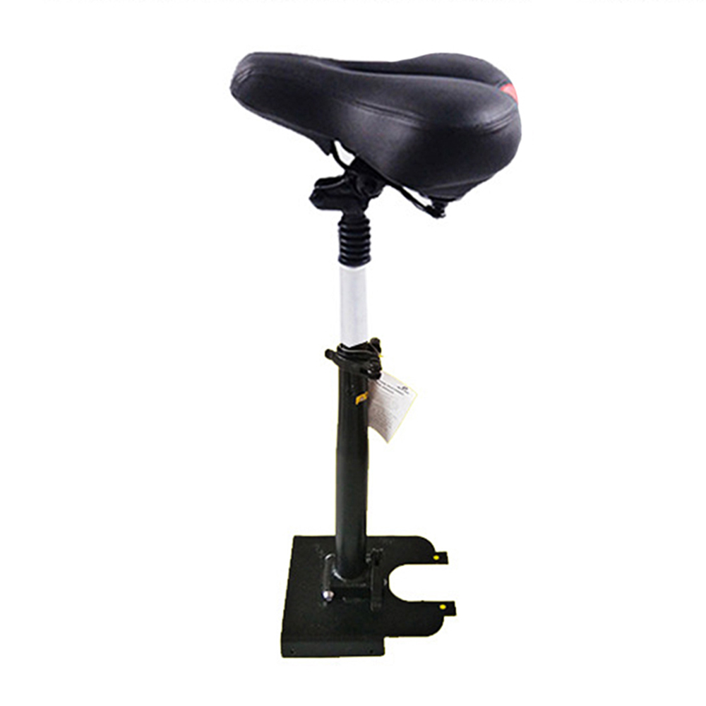 Electric Scooter Seat Outdoor Detachable Adjustable Cushion Shock Absorbing Seat for Xiaomi M365 Electric Scooter m365 xiaomi electric scooter seat foldable saddle shock absorbing seat comfortable folding chair for xiaomi electric scooter diy