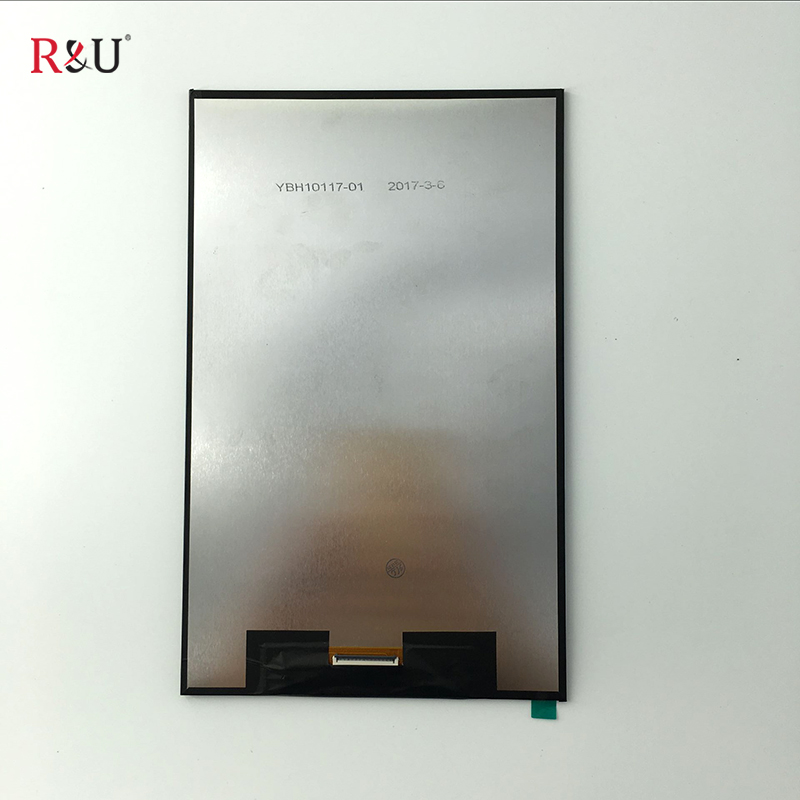 R&U full new LCD Display Screen Digitizer inner screen Replacement For Acer Iconia One 10 B3-A20 B3-A21 B3-A20-K08M A5008 new original black full lcd display