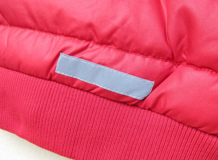 Балалар 12M- 4T қызыл сыртқы пальто. - Балалар киімі - фото 5