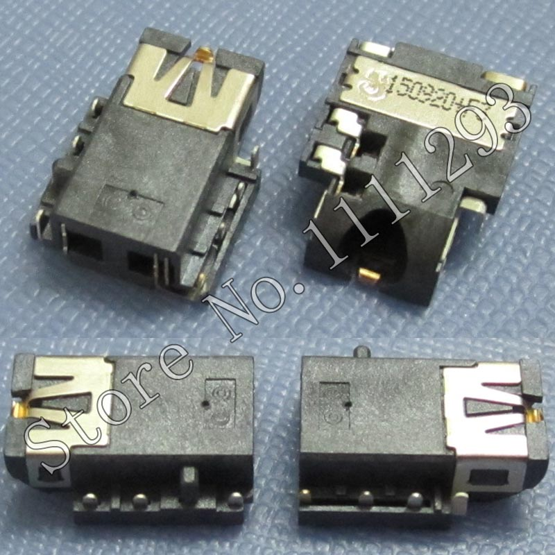 US $15 0 |5pcs/lot Audio Combo Jack Connector for Dell Inspiron 15 7566 15  7567 P65F etc Laptop MIC Headphone Port 7 pin-in Connectors from Lights &