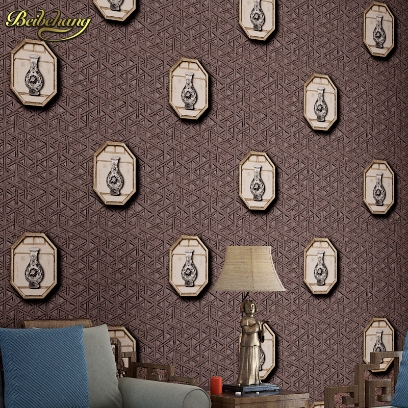 beibehang Chinese Luxury Reliefs papel de parede 3D Wallpaper Floral Wall Paper roll Living Room Bedroom Wallpaper For Walls 3d beibehang blue retro nostalgia wallpaper for walls 3d modern wallpaper living room papel de parede 3d wall paper for bedroom