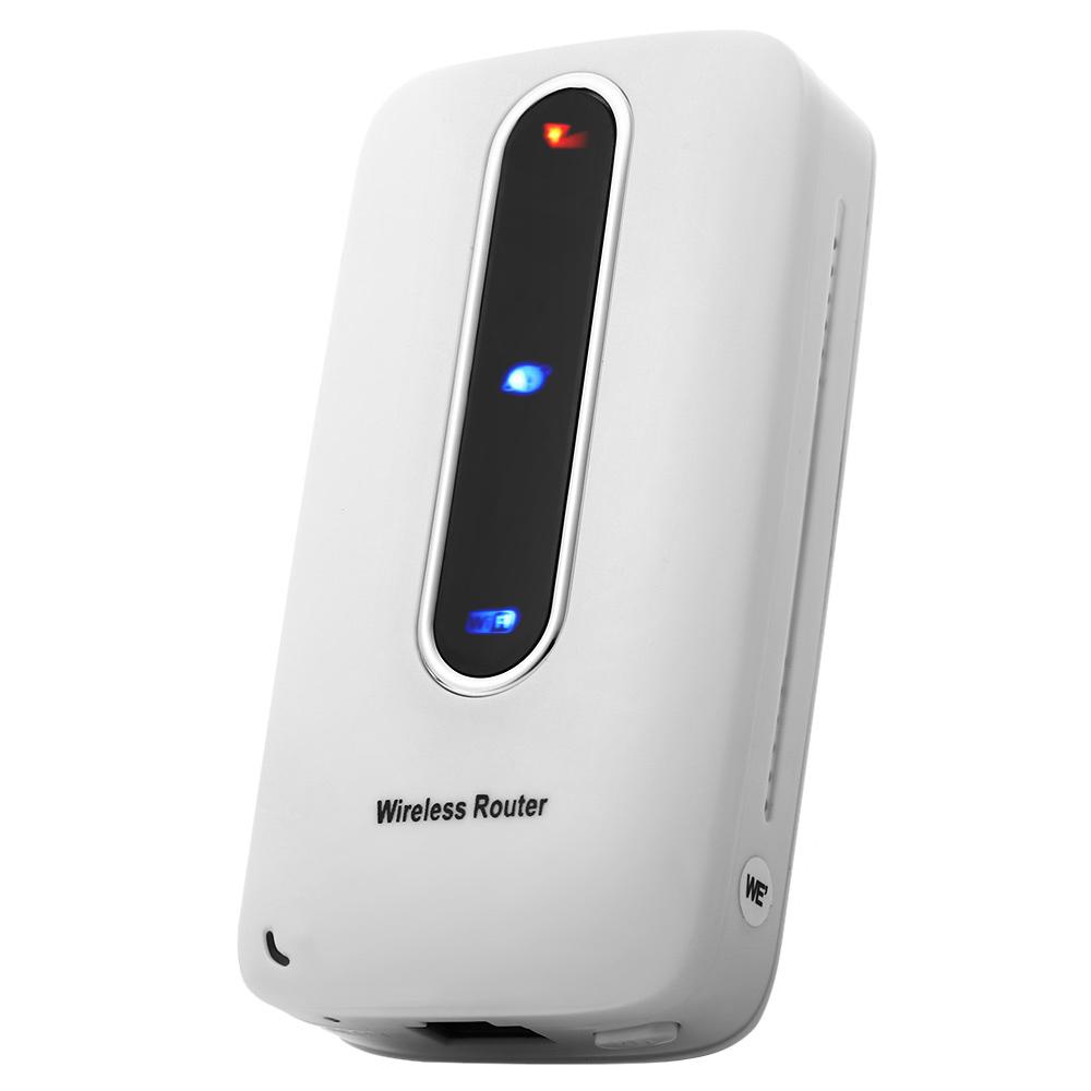Prix pour L10WE + RJ45/WAN 3G WiFi Routeur 150 Mbps Portable Hotspot pour moblie téléphone ordinateur Avec puissance banque 2 SIM Carte Slot