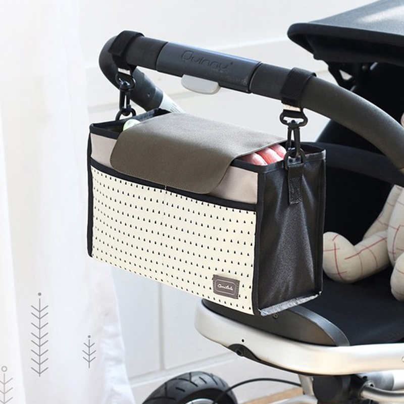 Baby Stroller Bag Nappy Diaper Mummy Bag Hanging Basket Storage Organizer Baby Travel Feeding Bottle Bag Baby Stroller Bag Nappy Diaper Mummy Bag Hanging Basket Storage Organizer Baby Travel Feeding Bottle Bag Stroller Accessories