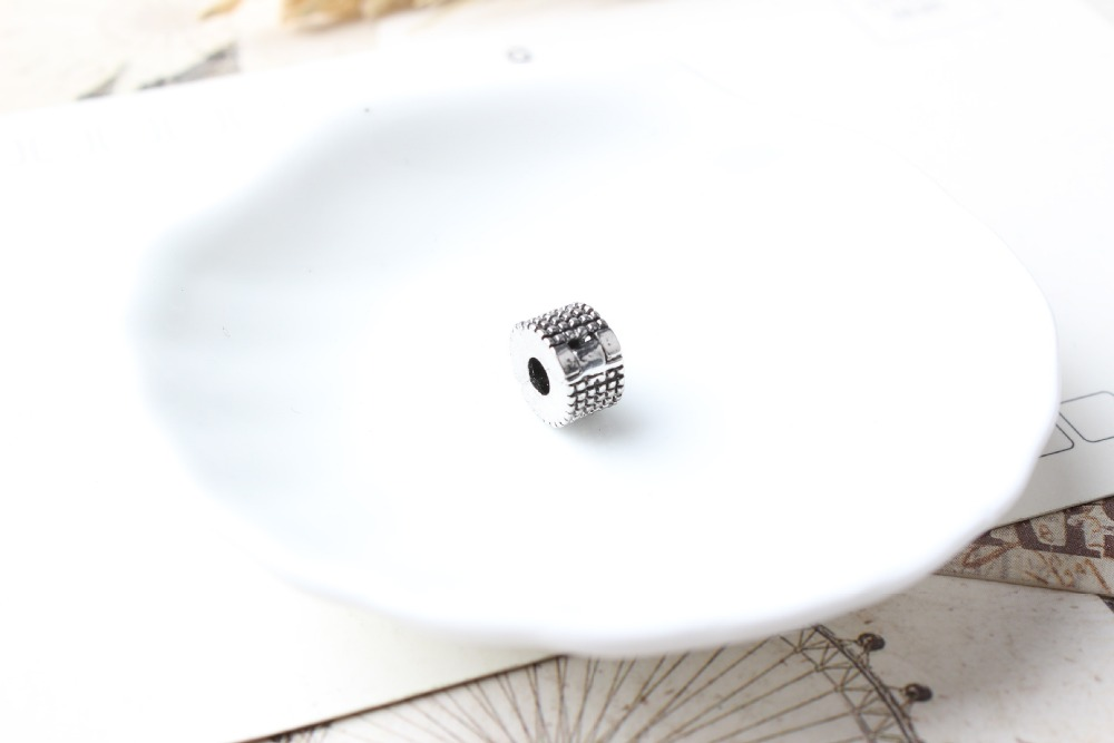 DGW Free Shipping Bead DIY big hole European alloy Beads Pendants Fits Pandora Bracelets necklaces