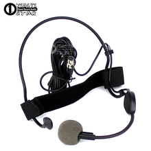Mini XLR 4 Pin TA4F гарнитура микрофон профессиональный вокальный динамический микрофон для SHURE WH20TQG беспроводной передатчик UR4D UR4S