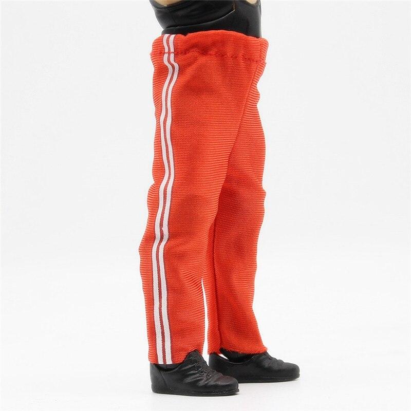 Wrestling gladiators t shirts for figures Wrestler action Figures PVC model Toys pants