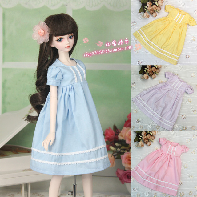 1/3 1/4 scale BJD dress for BJD/SD girl dolls,A15A1193.Doll and other accessories not included