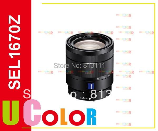 Sony E 16-70 mm F4 ZA OSS Vario-Tessar T* Lens 16-70 f/4 SEL1670Z объектив sony 70 200mm f 4 g oss full frame e mount sel 70200g