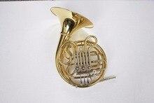 Copia de 8D CONN F/Bb Trompa Doble Fila Cuerpo De Latón con Foambody caso instrumentos musicales profesionales