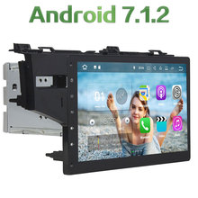 """10.1"""" 2GB RAM 2 din Android 7.1.2 Quad core HD Car Radio GPS Navigation Stereo Bluetooth Player For Honda Fit 2014-2016"""