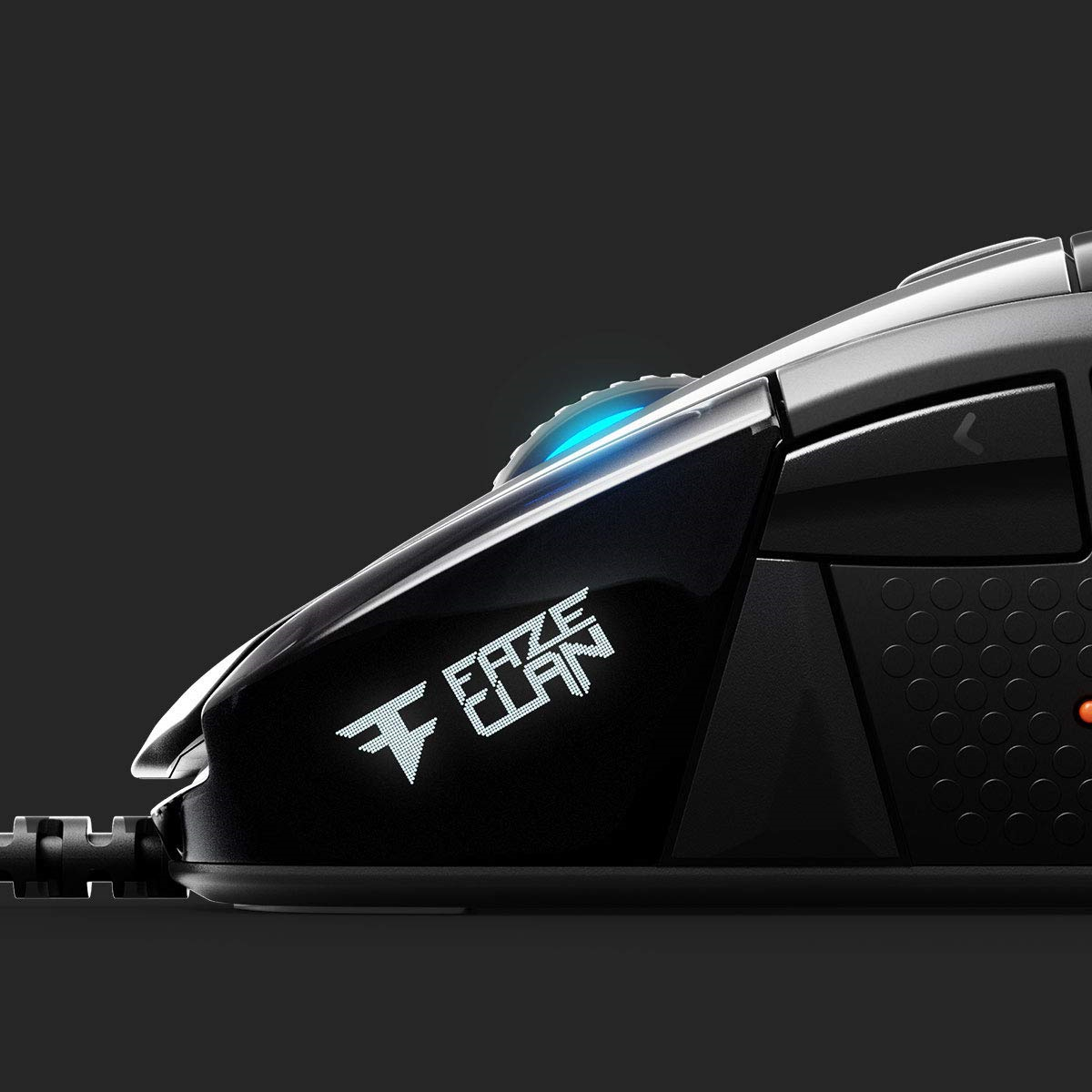 Oled Beleuchtung Steelseries Rival 710 Gaming Maus 16 000 Cpi Truemove3 Optical Sensor Oled Display Haptisches Feedback Rgb Beleuchtung