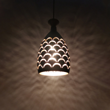 Vintage Retro Edison Pendant iron lampshade hot-selling vintage DIY lighting shade industrial retro light