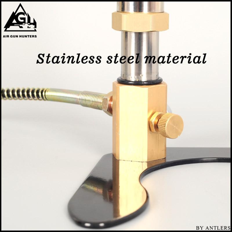Högtrycksluft Pcp Pump 4500PSI / 30MPA Rostfritt stål PCP luft - Skytte - Foto 4
