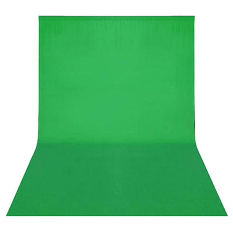 Photo Photography Studio 1.8 x 2.8m chroma key Background Green screen backdrop supon 6 color options screen chroma key 3 x 5m background backdrop cloth for studio photo lighting non woven fabrics backdrop