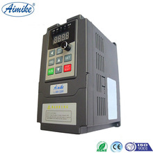 AIMIKE AMK3500 Series Single Phase VFD Drive VFD Inverter Professional Variable Frequency Drive 1.5KW 220V