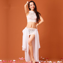 Belly dance eastern diamond embroidery skirts bra dress costume for oriental dance dancing belt for belly dancing suit set 845