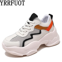 YRRFUOT Sneakers For Women's Casual Shoes Comfortable Breathable Fashion Trend For Woman Flats Shoes Spring Summer Moda Mujer