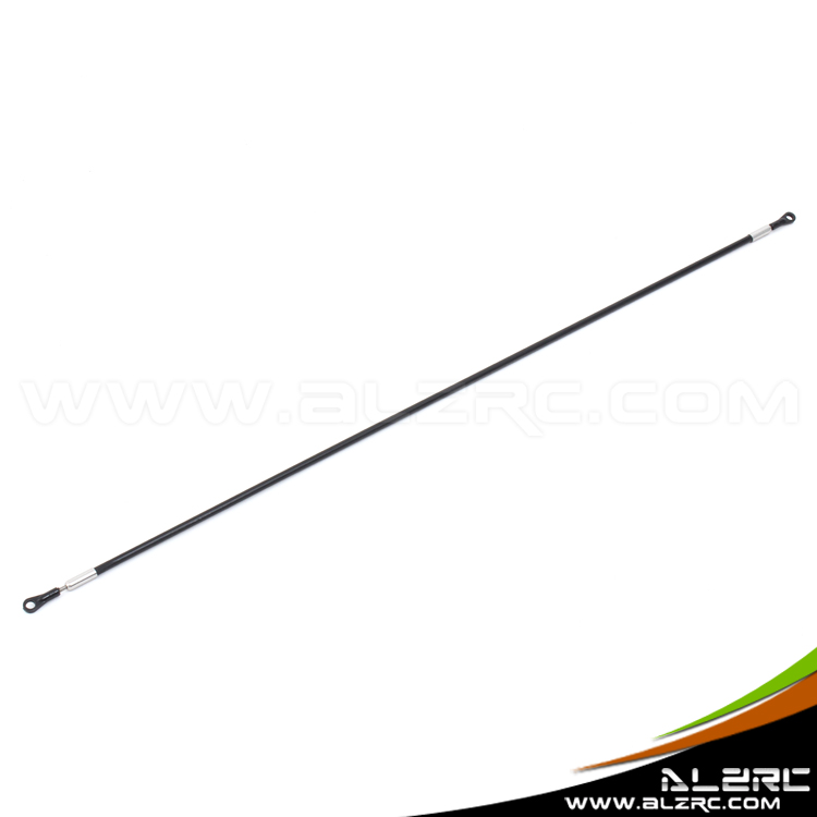 (2Pieces/Lot) ALZRC 380 Helicopter Parts Carbon Tail Control Rod Assembly Fit SAB Goblin 380
