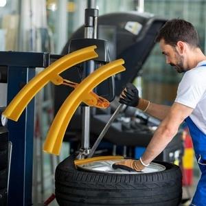 Image 5 - 5pcs Edge protected plastic rim guard, auto tool replacement tire, edge protection Tire repair tools