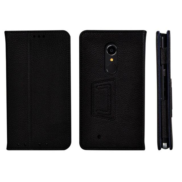 f78e8222859081 Fashion Black Litchi Grain PU leather Protective Folding Folio Case for HP  Elite X3 for 5.96'' Cover Case