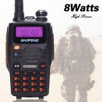 2018 Baofeng A 52II 8W Powerful walkie talkie cb Two Way Radio 10km long range Transceiver 8watts portable Upgrade of A52 uv 5r