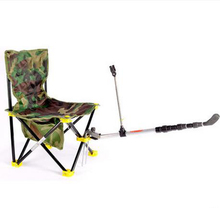 Fishing kit combination Outdoor fishing equipment sunshade umbrella fishing nets Bait suit new fishing tackle/150806/3