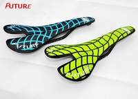 FUTURE New Carbon Fiber Bicycle Saddle Moutain Road Bke Seat Carbon Mtb 3k Gloss Bike Parts