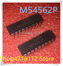 NEW 10PCS/LOT M54562P M54562 DIP-18 IC