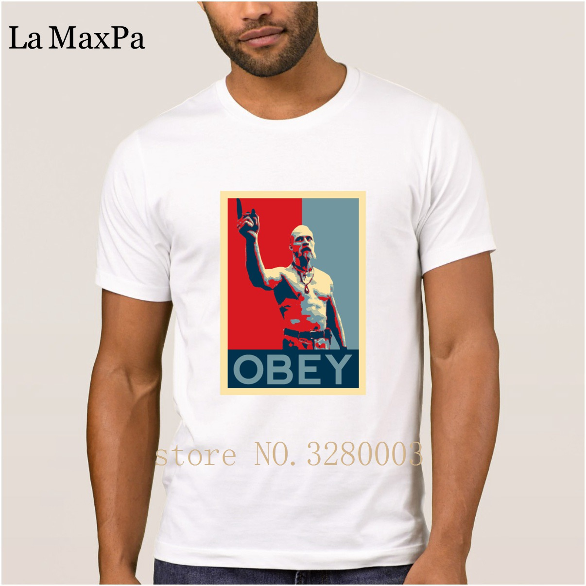 Image 3 - La Maxpa create Funny Casual men t shirt techno viking t shirt Spring Autumn Pictures tee shirt for men round Neck Fitness-in T-Shirts from Men's Clothing