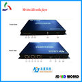 A601 HD-601 USB порт полноцветный асинхронный и синхронный бивалентное видео из светодиодов экран передача видеоизображения box 800 * 600 pixlels