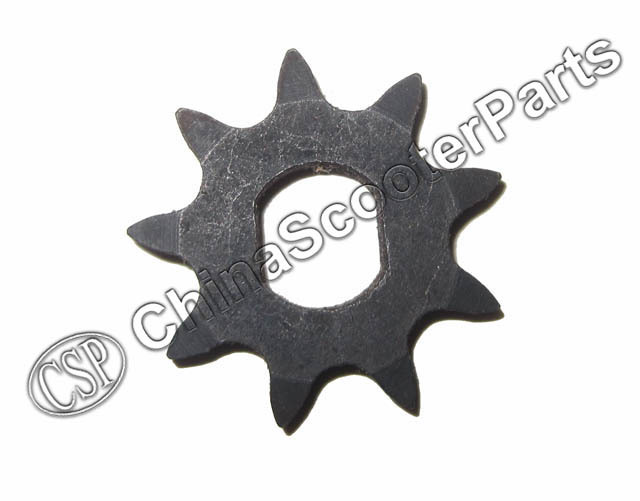 Sprocket Scooter Tooth 10MM 500W Electric-Motor 800W 1000W T8F 9 Izip-Gear Razor-Evo