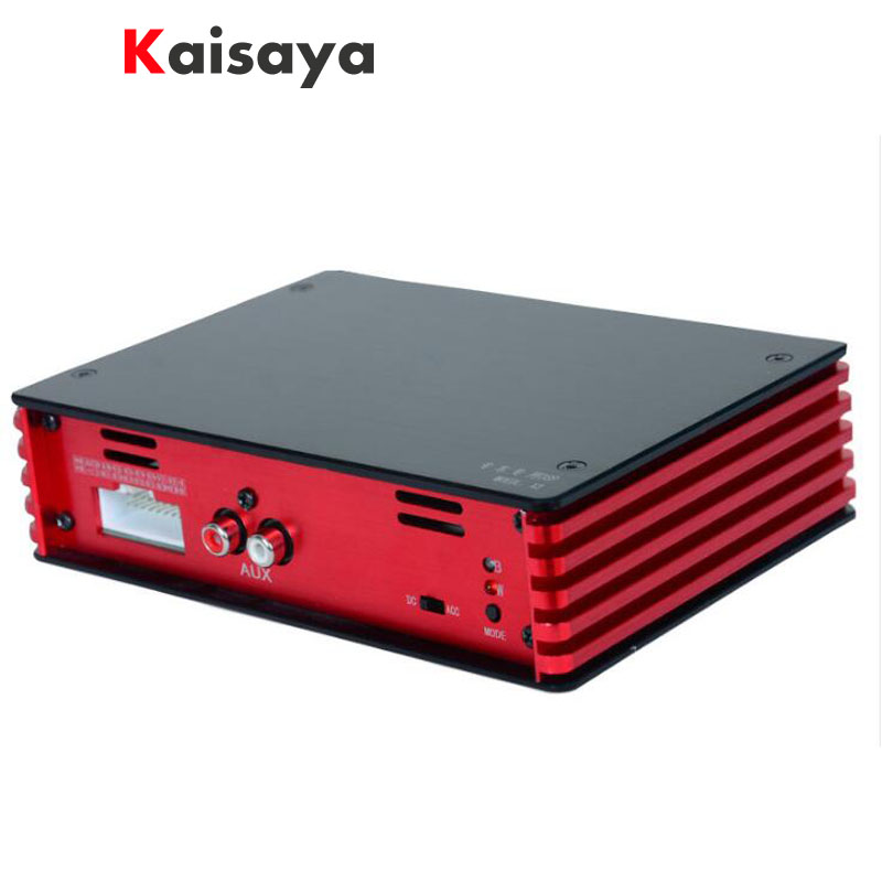 Dsp Auto 4.2 Bluetooth 31 Segmento Audio EQ Calcolatore Del Telefono Sintonia Digitale Senza Perdita di 90 w 4 Canali Auto Ad Alta Potenza HIFI Amplificatore