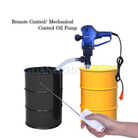 Strong Corrosive Liquids Non Explosion Proof 1600W Gear Drive Portable Electrical Oil Suction Oil Pump 220V