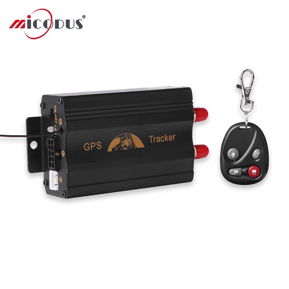 Motorcycle GPS Locator Gps-Tracker Voice-Monitoring Alarm-Cut Vehicle Remote-Control