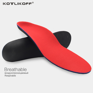 Image 3 - KOTLIKOFF Orthopedic Insoles Doctors recommend Best Material Orthotic Insole Flat Feet Arch Support Orthopedic Shoes Sole Pad