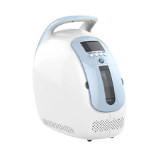 Portable Oxygen AC 50-60HZ Concentrator Air Purifier O2 Supply Machine Household and Hospital Use 24Hours Continously small latest beautiful look portable o2 zeolite zeolite molecular sieve oxygen maker concentrator therapy for patient care