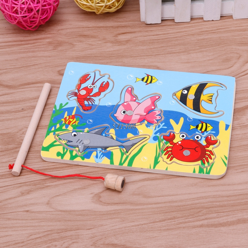 Magnetic-Fishing-Toy-Fishing-Game-Jigsaw-Puzzle-Board-Jigsaw-Puzzle-Board-Juguetes-Fish-Magnet-Wooden-Fish-Toys-For-Children-3