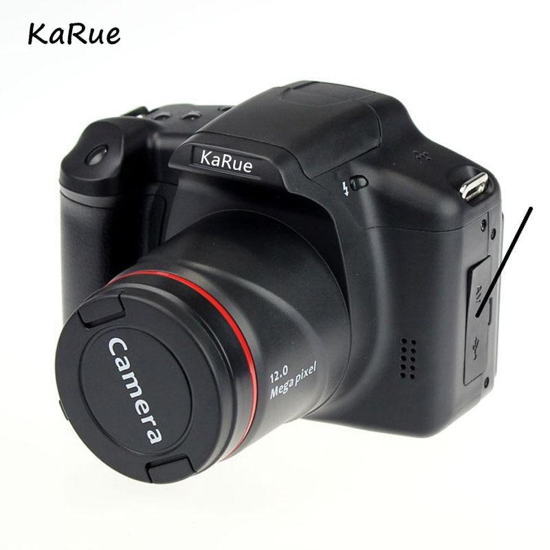 karue Hochwertige 2,8 Zoll Digitalkamera 12MP Max 720P Bildschirm 4x - Kamera und Foto - Foto 2