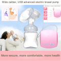 Wide caliber electric breast pump, safe, sanitary, efficient and comfortable/USB Automatic Electric Breast Pumps