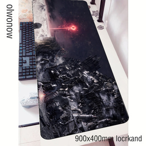 Image 5 - Karanlık ruhlar mouse pad oyun 3d 90x40cm dizüstü fare mat oyun mousepad büyük moda ped fare PC masa pad fare paspaslar