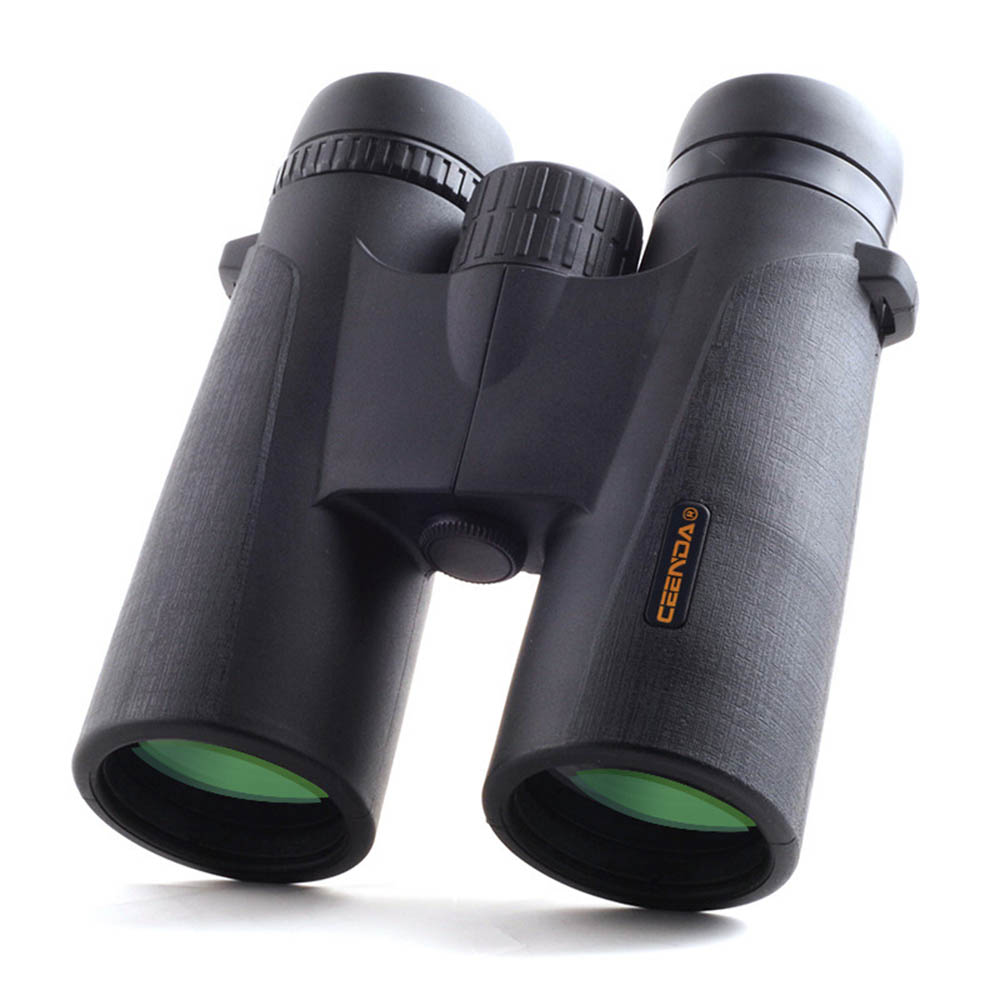 10x42 Wide Angle Telescope BAK4 HD IPX7 Nitrogen Waterproof Binoculars for Outdoor Bird Watching Travelling Hunting Camping цена