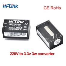Free shipping 50pcs/lot AC DC 3.3V 3W HLK-PM03 Step Down Power Supply M
