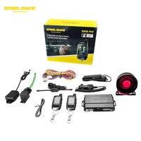 888E PKE автосигнализации Системы удаленного Управление пассивная Smart Key Lock светодио дный индикатор Valet Mode Trunk выпуска педаль триггер