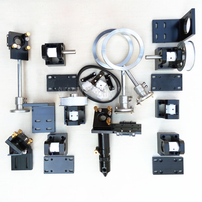 1set  Laser Cutter Parts Laser Engraving Machine Parts Hardware Transmission Laser head Mechanical Components laser head cdm4 cdm4 19