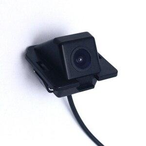 Image 4 - 1 Set HD Auto Videocamera vista posteriore Per Mitsubishi Outlander 2007 2012 di Visione Notturna Auto Retromarcia della Macchina Fotografica Del Veicolo Telecamere per il Parcheggio